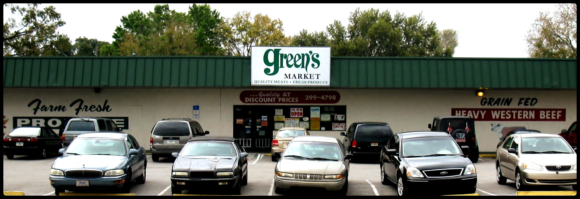 Green's Market - Home